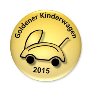 logo goldener kinderwagen 2015