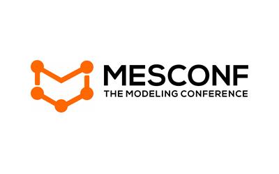 mesconf logo news querformat