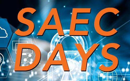saec days logo news querformat