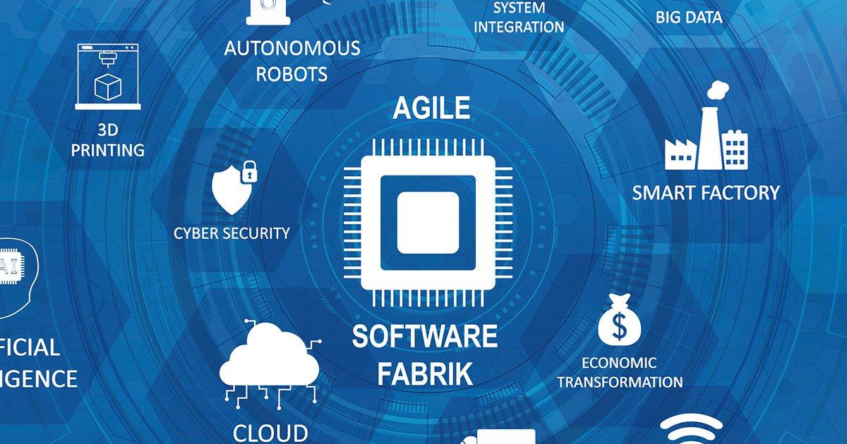 agile softwarefabrik socialshare