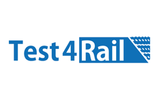 test4rail logo news querformat