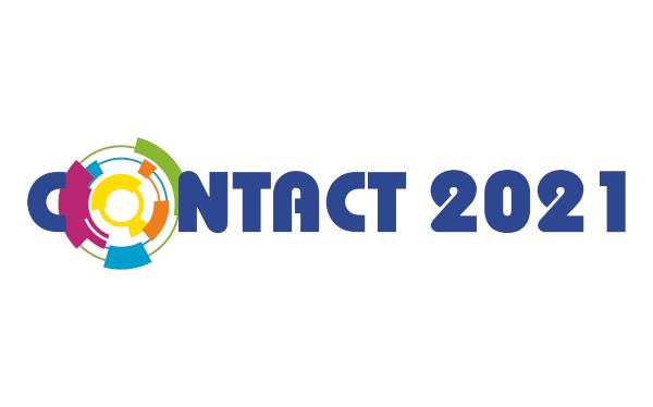 contact 2021 logo news querformat